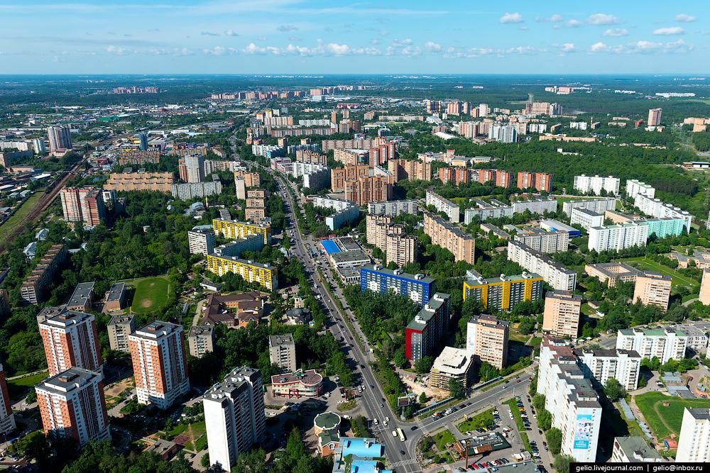 немцы восприняли город одинцово московская обл фотографии обои рабочий